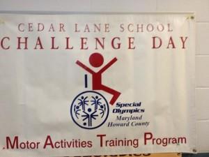 Challenge Day Banner