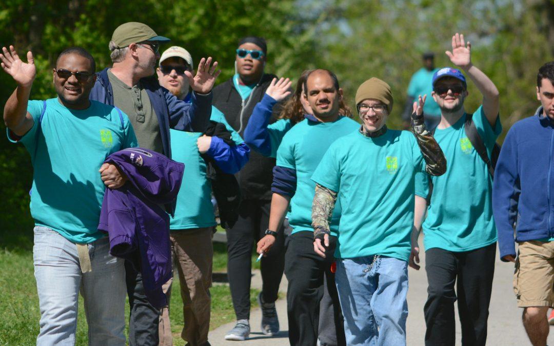 Inspiration Walk Challenge Celebrates 20th Year