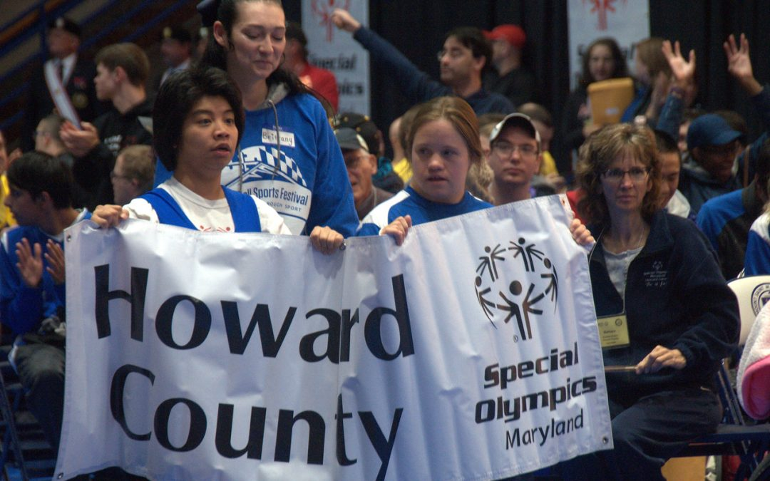 Current Status of Special Olympics Sports